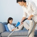 Как освободиться от домашних забот?