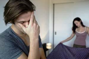 Нарушения в интимной жизни супругов