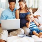 Появление компьютера в семье
