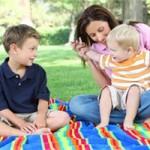 Как правильно общаться с малышом?