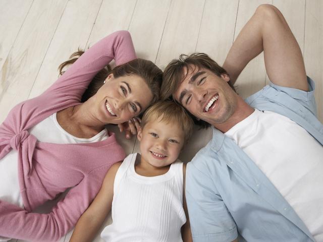 Уделите сегодня время своей семье