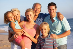 Будем жить вместе - одной семьёй!