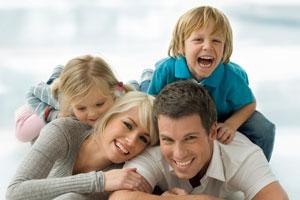 Семья - поддержка и опора для ребенка