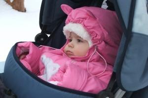Правила зимней прогулки с детьми