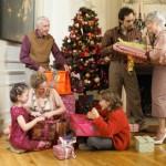 Новый год — семейный праздник