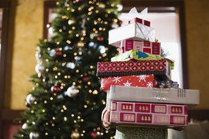 Волшебство новогодних подарков