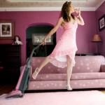 Наши женщины в домашних заботах