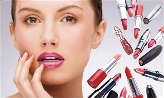 Характер женщины по оттенку губной помады