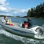 Надёжный фарватер семейной лодки