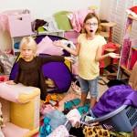 Кто виноват в беспорядке дома?