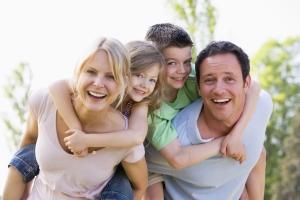 Благополучие в хорошей семье