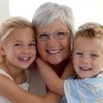 Воспитание детей старшим поколением
