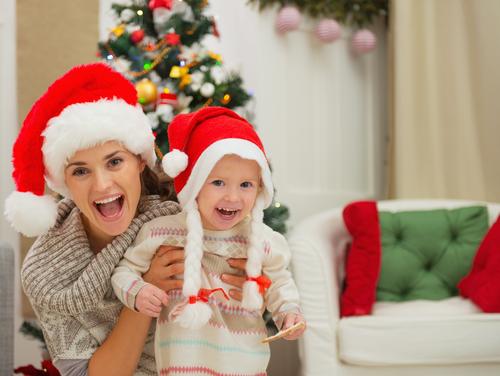 Встречаем Новый Год с ребёнком!