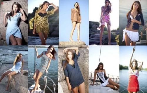 Пляжная женская одежда