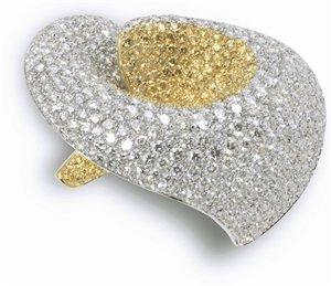 Ювелирные изделия из белого золота