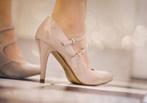 Модная обувь большого размера