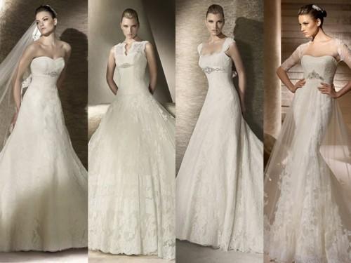 Свадебная мода 2013 года