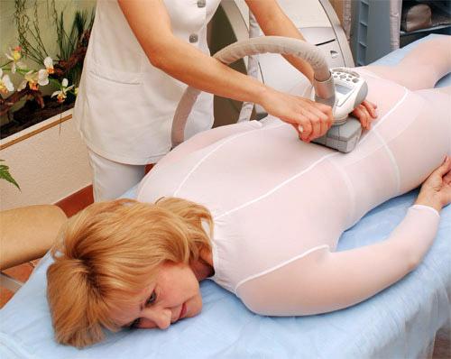 Вакуумный массажёр для тела