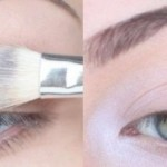 Поэтапный макияж глаз