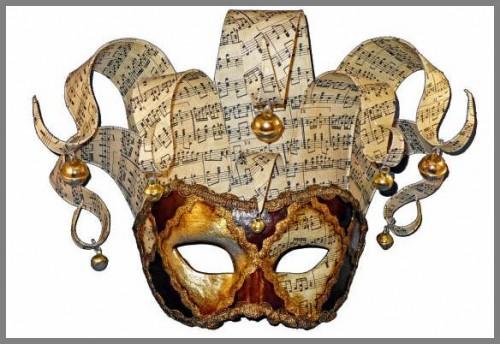 Венецианские маски и их изготовление