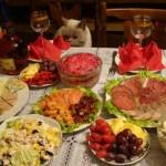 Какие закуски можно приготовить для новогоднего праздничного стола?