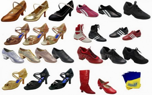 Выбираем правильно детскую обувь для танцев