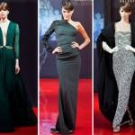 Модные тенденции вечерних платьев 2013