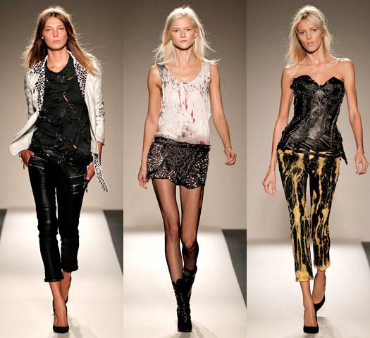 Барочная мода в 2013 году