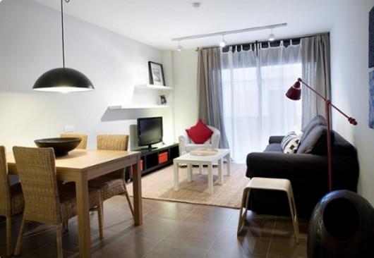 Правильное размещение телевизора в доме или квартире