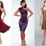 Как подобрать коктейльное платье