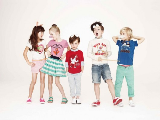 Детская одежда линии Дисней