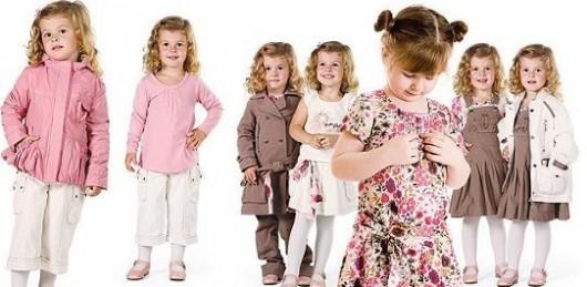 Мода в детской одежде