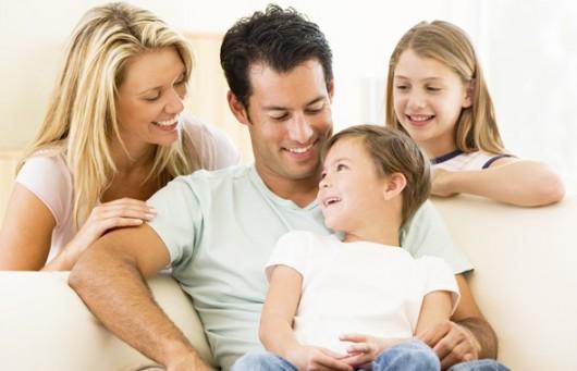 Сложные взаимоотношения в семье