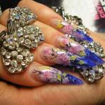 Как снять нарощенные ногти самостоятельно