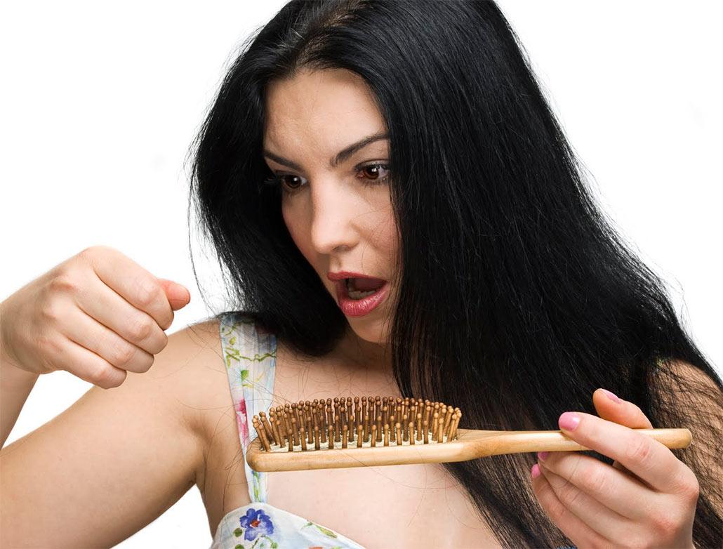 При сильном выпадении волос лечение в домашних условиях
