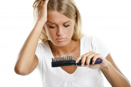 Сильное выпадения волос: причины, лечение